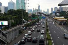 Ahok Akan Putuskan Larangan Motor Melintas di Jalan Sudirman