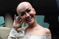 Julia Perez Ingin Tetap Botak Sepanjang Tahun Ini