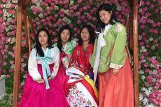 Di Korea Festival 2016, Bisa Foto Pakai Baju Tradisional 'Hanbok'