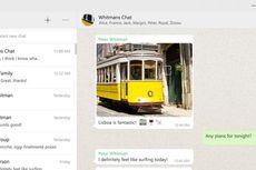 Resmi, Aplikasi WhatsApp Bisa Digunakan di PC dan Mac
