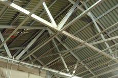 Tatalogam Genjot Produksi Genteng dan Rumah Metal Instan