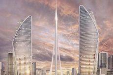 Gedung Pencakar Langit Tertinggi Mulai Dibangun di Dubai