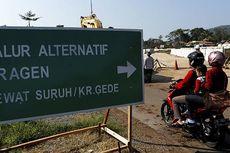 Lintasi Tol Alternatif Bawen-Salatiga