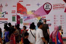 Jokowi Akan Resmikan Jakarta Fair, Panitia Targetkan Lima Juta Pengunjung