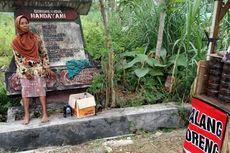 Libur Lebaran, Penjual Belalang Goreng di Gunungkidul Panen Rezeki