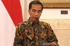 Jokowi Dianugerahi Gelar Raja Dayak