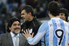 Maradona Kecewa Higuain Pindah ke Juventus