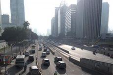 Uji Coba Ganjil Genap, Belum Ada Lonjakan Kendaraan di Kantong Parkir Blok M