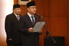 Ketua MPR Pimpin Pelantikan PAW Empat Anggota MPR