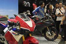 Honda CBR250RR Tampil Menghipnotis