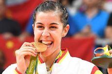 Carolina Marin Jadi Pebulu Tangkis Eropa Kedua yang Raih Emas Olimpiade