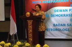 Megawati Usulkan Perubahan Nama Basarnas