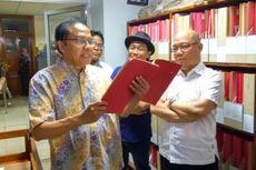 Saat Kunjungi Pusat Dokumentasi Sastra HB Jassin,  Rizal Ramli Janji Akan Perbaiki AC yang Rusak