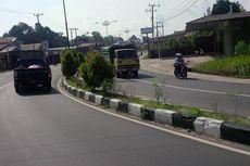 Mulusnya Jalan di Belitung, Seperti Jalan Tol di Pulau Jawa...