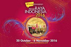 Pestanya Rakyat Indonesia, 'Pekan Raya Indonesia' Siap Digelar
