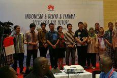 Mahasiswa Indonesia Belajar Teknologi 5G di China