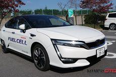 Tatap Langsung Mobil Hidrogen Honda di Jepang