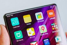 2017, Xiaomi Kurangi