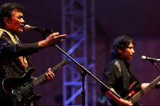 Orkes dan Dangdut di Panggung Synchronize Fest