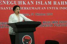 Saat Megawati Bicara soal Ahok dan Keberagaman di Indonesia