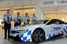 BMW i8 Jadi Mobil Polisi Australia