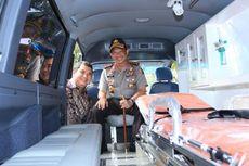 PGN Serahkan 13 Unit Ambulans Senilai Rp 4,6 M ke Polri