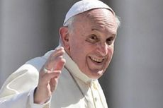 Dukung Masyarakat Adat AS, Paus Fransiskus Kritik Presiden Trump
