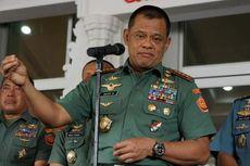 Gatot Nurmantyo: Korupsi Makin Canggih, Tidak Bisa TNI Kerja Sendiri