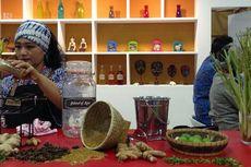 Spa dan Minuman Tradisional Indonesia Pikat Pengunjung Travex ATF di Singapura