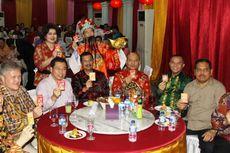 Safari Imlek dan Semangat Ayam Api di Medan