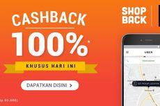 Dipesan Lewat Aplikasi ShopBack, UBER Jadi Lebih Murah