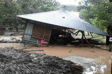 Banjir dan Angin Kencang di NTT, Puluhan Rumah dan Sekolah Rusak