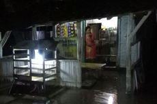 Banjir Bengawan Solo di Hilir Jatim Mulai Surut