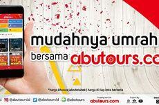 Mudahnya Umroh dengan aplikasi abutours.com