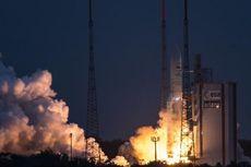 Satelit Telkom 3S Sudah Mengorbit ke Atas Pulau Kalimantan