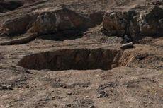 ISIS Pasang Ranjau di Kuburan Massal untuk Bunuh Penyelidik Perang