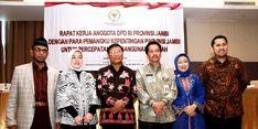 Jangan Ragu Melibatkan DPD RI Untuk Menyalurkan Aspirasi Daerah ke Pemerintah Pusat