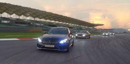 Jajal Performa Mercedes-Benz AMG 43 di Sirkuit Sepang