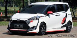 Modifikasi Toyota Sienta Beyond 1.0