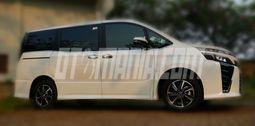 Eksterior Toyota Voxy, MPV Baru Toyota