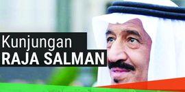 Kunjungan Raja Arab Saudi Salman bin Abdulaziz ke Indonesia