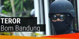 Teror Bom di Bandung