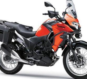 Sama dan Beda Kawasaki Versys-X 250-Ninja 250