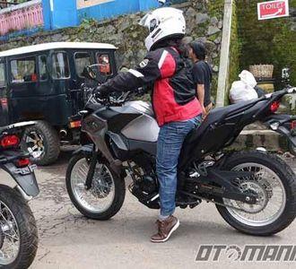 Seberapa Jinjit Naik Versys-X 250?