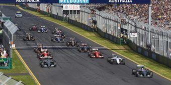 Berjudi ala F1
