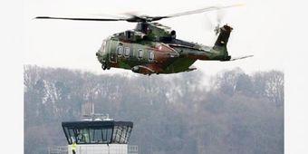 Kehebohan Helikopter AgustaWestland AW101