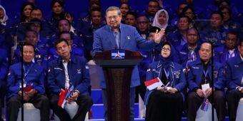 Podium, Pelantang, dan Konsistensi SBY