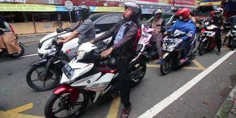 """Sandaran Biker Bisa Buat Ojek """"Online"""""""