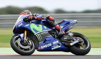 Rossi dan Vinales Bermasalah di GP Americas