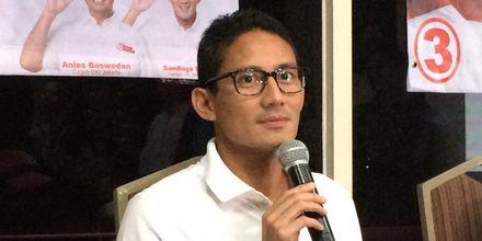 Penjelasan Sandiaga soal Ide Hiburan Malam Syariah di Jakarta